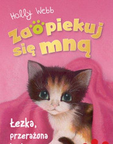 Zielona Sowa - Zaopiekuj się mną. Łezka przerażona kotka