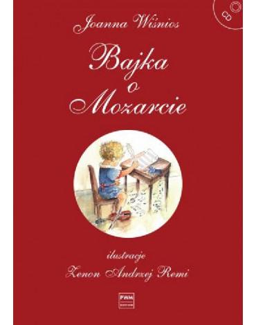 Polskie Wydawnictwo Muzyczne - Bajka o Mozarcie + CD