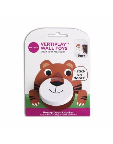 Zabawka Kołatka Tygrysek VertiPlay, ORIBEL