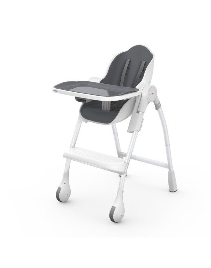 Krzesełko do karmienia CIEMNOSZARY Cocoon™, ORIBEL Oribel