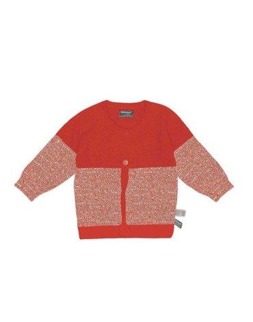 Sweterek KORALOWY rozmiar 68 SnoozeBaby