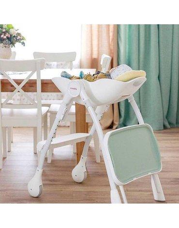 Krzesełko do karmienia PISTACJOWY (KOLEKCJA DELICIOUS) Cocoon™, ORIBEL