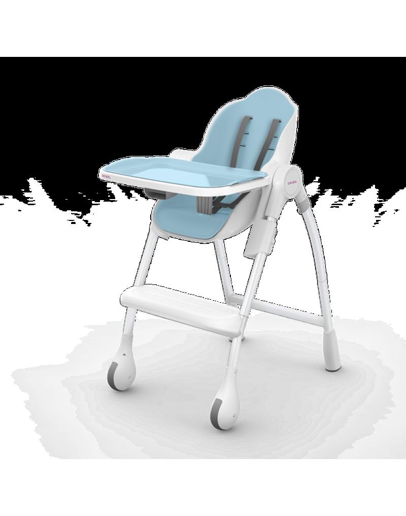 Krzesełko do karmienia BŁĘKITNY (KOLEKCJA DELICIOUS) Cocoon™, ORIBEL Oribel
