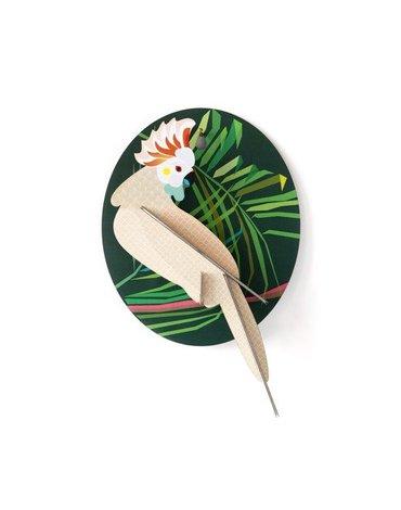Papużka Kakadu, kolekcja Deco, Studio ROOF