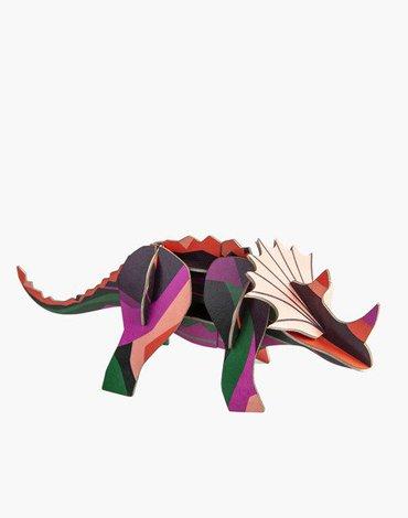 Dinozaur Triceratops, kolekcja Totem, Studio ROOF