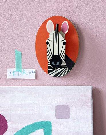 Zebra, kolekcja Mali Przyjaciele, Studio ROOF