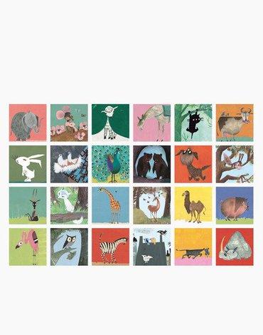 Zwierzęta Artysty, Memory, Studio ROOF