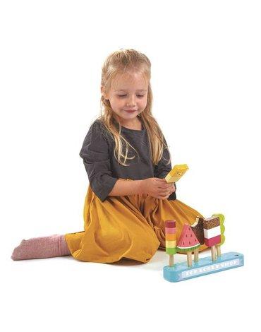 Mini sklepik z lodami na patyku, Tender Leaf Toys