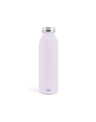 H&H Lifestyle - Butelka Termiczna ze Stali Nierdzewnej, Lilac, 0,6l