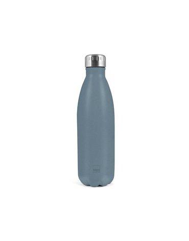 H&H Lifestyle - Butelka Termiczna ze Stali Nierdzewnej, Blue, 0,5l