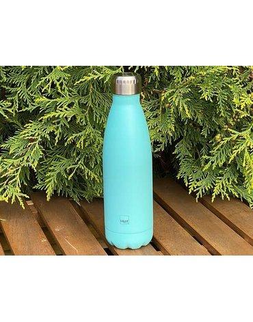 H&H Lifestyle - Butelka Termiczna ze Stali Nierdzewnej, Light Blue, 0,5l