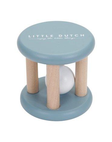 Little Dutch Grzechotka Błękit Ocean LD7010
