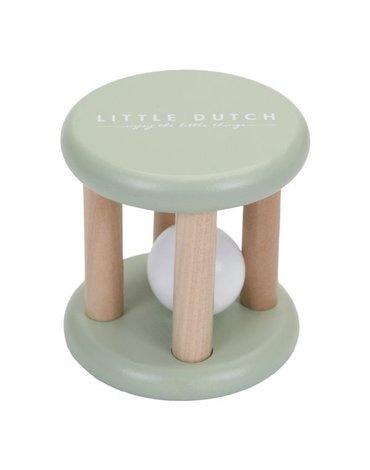 Little Dutch Grzechotka Mięta Little Goose LD7011
