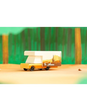 Candylab Samochód Drewniany Arizona Camper