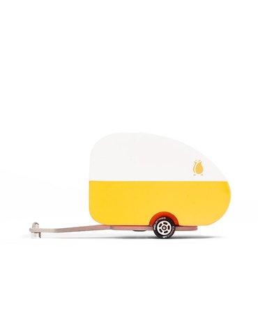 Candylab Przyczepka do Samochodu Rosebud