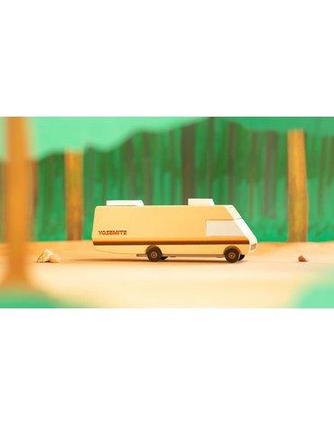 Candylab Samochód Drewniany Yosemite RV