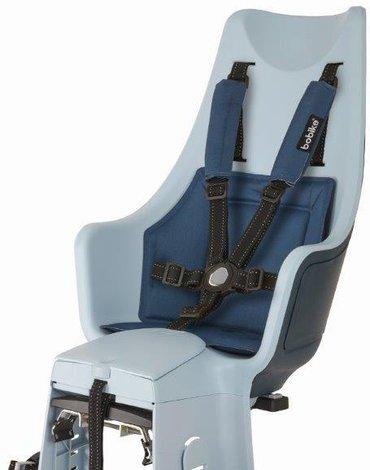 Bobike - Fotelik row.excl.Maxi PLUS LED bagażnik denim delu