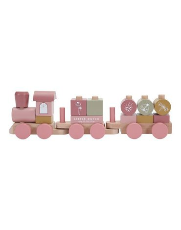 Little Dutch Pociąg Róż LD7035