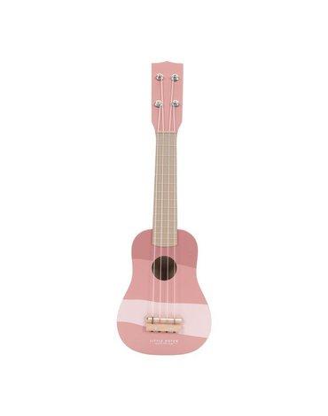Little Dutch Gitara Róż LD7014