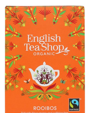 English Tea Shop, Herbata Rooibos, 20 saszetek