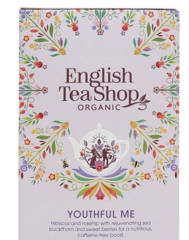 English Tea Shop, Herbata Wellness, Youthful Me, 20 saszetek