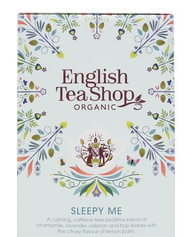 English Tea Shop, Herbata Wellness, Sleepy Me, 20 saszetek