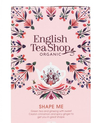 English Tea Shop, Herbata Wellness, Shape Me, 20 saszetek