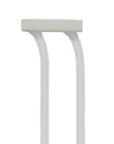 Dreambaby - Rozszerzenie bramki bezpieczeństwa Chelsea - 9cm (wys. 75cm) - białe