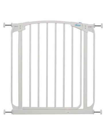 Dreambaby - Bramka bezpieczeństwa Chelsea (W: 71-80cm x H: 75cm) - biała