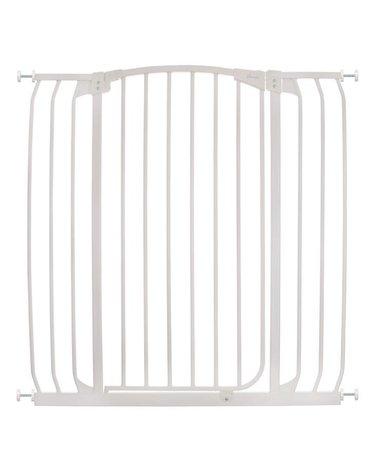 Dreambaby - Bramka bezpieczeństwa Chelsea - szeroka (W: 97-106cm x H: 1m) - biała