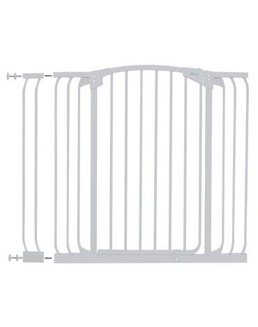 Dreambaby - Rozszerzenie bramki bezpieczeństwa Chelsea - 9cm (wys. 1m) - białe