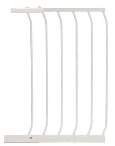 Dreambaby - Rozszerzenie bramki bezpieczeństwa Chelsea - 45cm (wys. 75cm) - białe