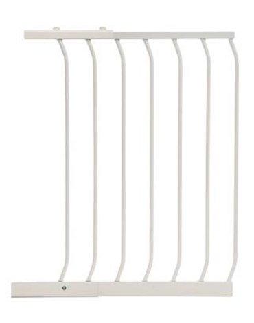 Dreambaby - Rozszerzenie bramki bezpieczeństwa Chelsea - 54cm (wys. 75cm) - białe