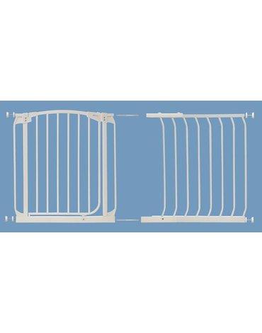 Dreambaby - Rozszerzenie bramki bezpieczeństwa Chelsea - 63cm (wys. 75cm) - białe