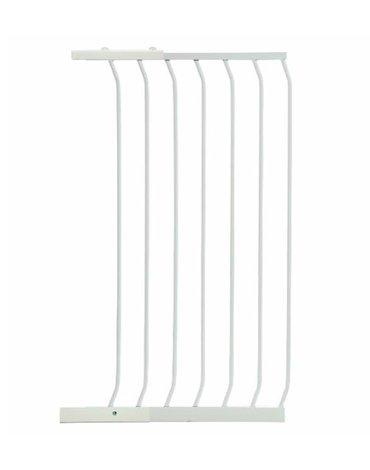 Dreambaby - Rozszerzenie bramki bezpieczeństwa Chelsea - 54cm (wys. 1m) - białe