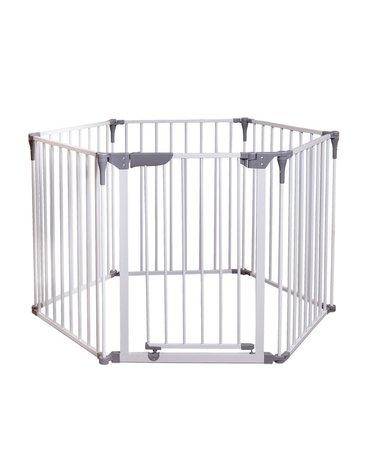 Dreambaby - Bramka bezpieczeństwa Royale Converta 3w1 - 74cm biała