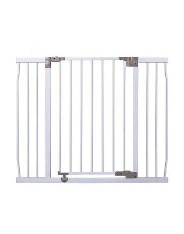 Dreambaby - Bramka bezpieczeństwa Liberty szeroka (W: 99-106cm x H: 76cm) - biała