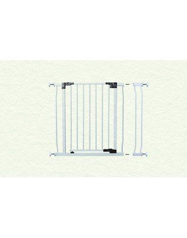Dreambaby - Rozszerzenie bramki bezpieczeństwa Liberty - 9cm (wys. 76cm) - białe