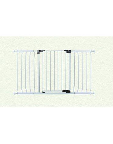 Dreambaby - Rozszerzenie bramki bezpieczeństwa Liberty - 27cm (wys. 76cm) - białe