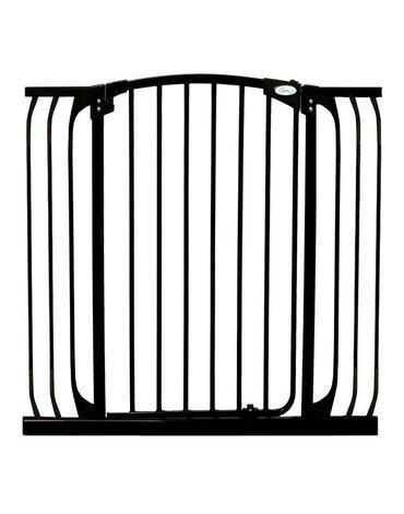 Dreambaby - Bramka bezpieczeństwa Chelsea - szeroka (W: 97-106cm x H: 1m) - czarna