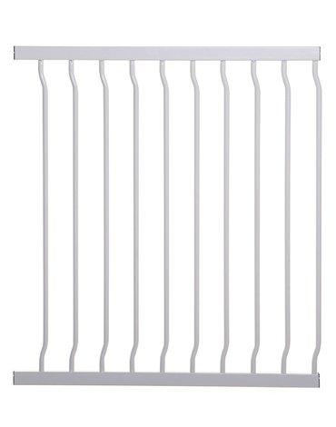 Dreambaby - Rozszerzenie bramki bezpieczeństwa Liberty - 63 cm (wys. 76cm) - białe