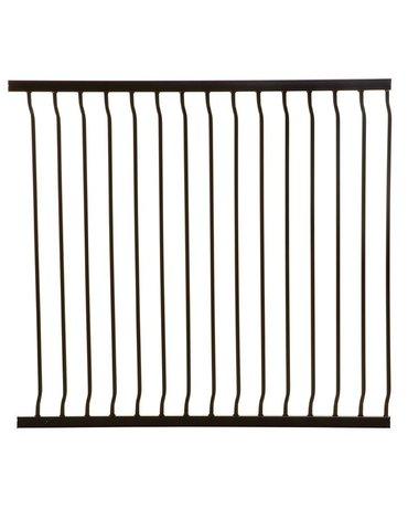 Dreambaby - Rozszerzenie bramki bezpieczeństwa Liberty - 100cm (wys.76cm) - czarne