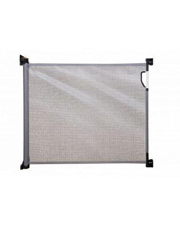 Dreambaby - Bramka zabezpieczająca Roll Up (W: 140cm x H: 86,5cm) - szara