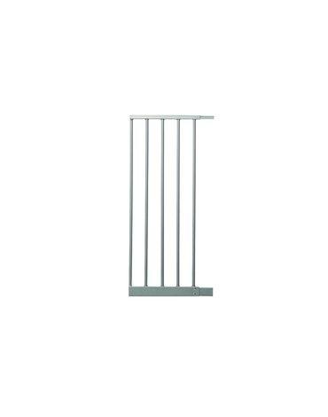 Dreambaby - Rozszerzenie bramki bezpieczeństwa wys.75cm o 28cm - srebrne