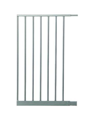 Dreambaby - Rozszerzenie bramki bezpieczeństwa Empire - 42cm (wys. 75cm) - srebrne