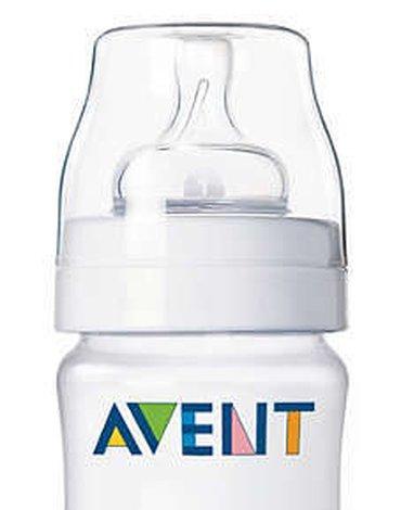 Avent - Smoczek do butelek Classic+ 0m+ - 2 szt