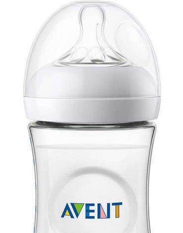 Avent - Butelka dla niemowląt Natural 330 ml