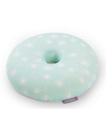CuddleCo - Poduszka Pierścień Comfi-Mum - zielone dmuchawce