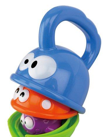 K's Kids Inteligent Toy - Zestaw zabawek do kąpieli - Rybki