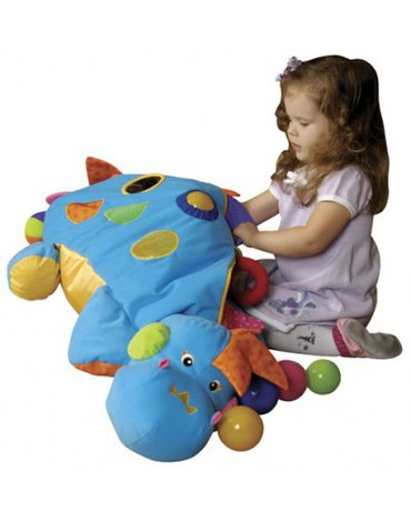 K's Kids - Jestem Szefem - Dinozaur z piłeczkami